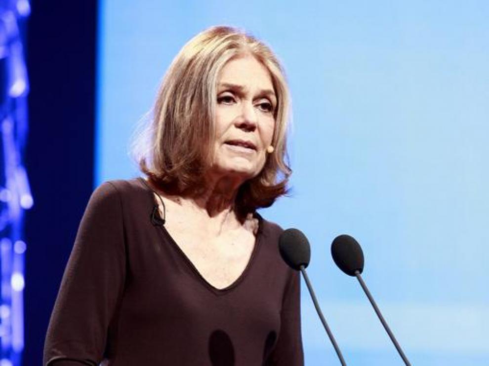 Gloria Steinem cofundó en 1972 la revista Ms., la primera publicación feminista creada y dirigida por mujeres.