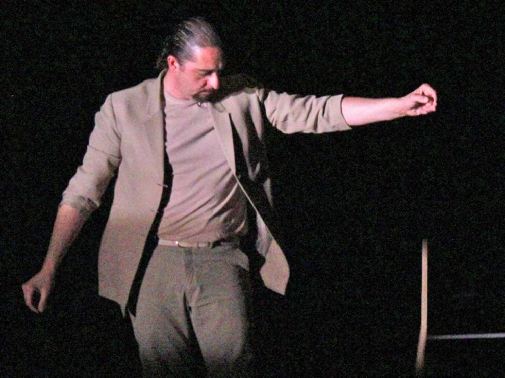 Carlos Bianchini ofreció un espectáculo multidisciplinar