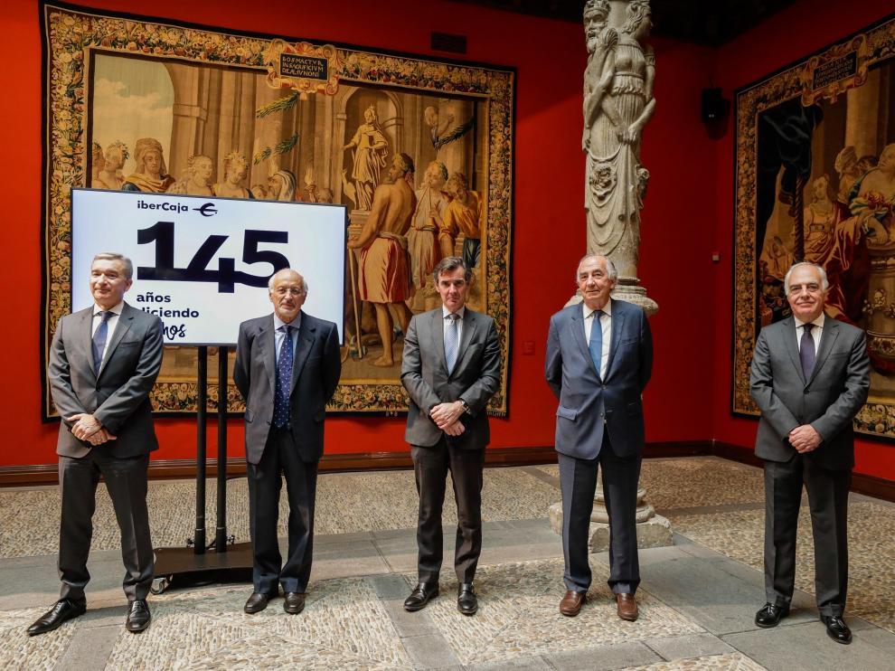 Acto 145 aniversario de Ibercaja.