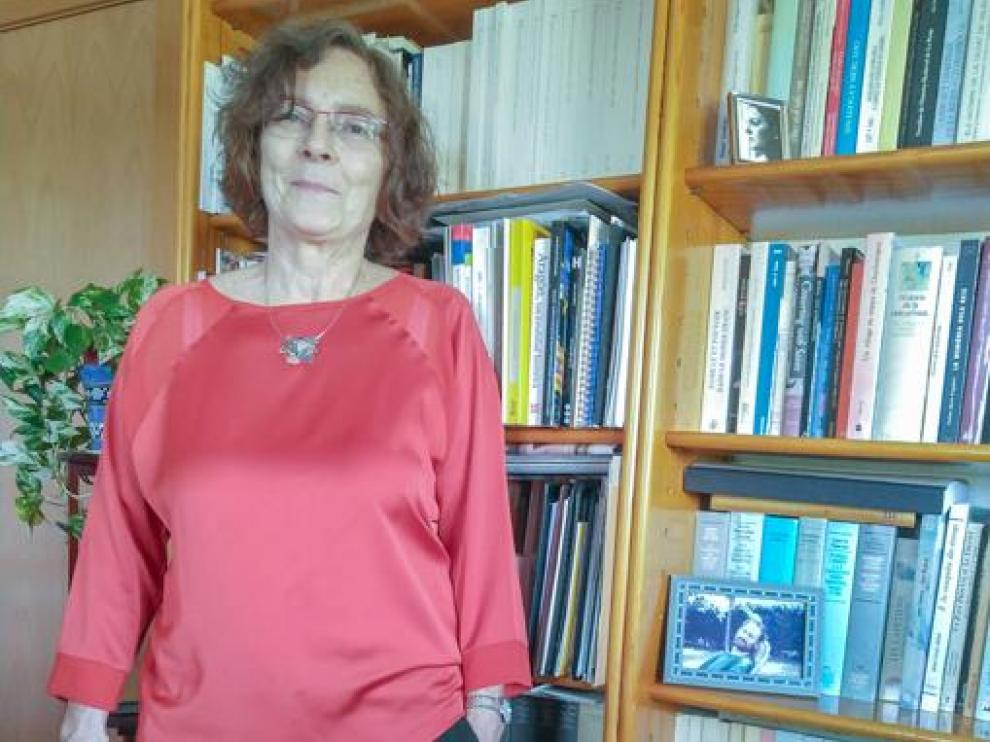María Teresa Iranzo.