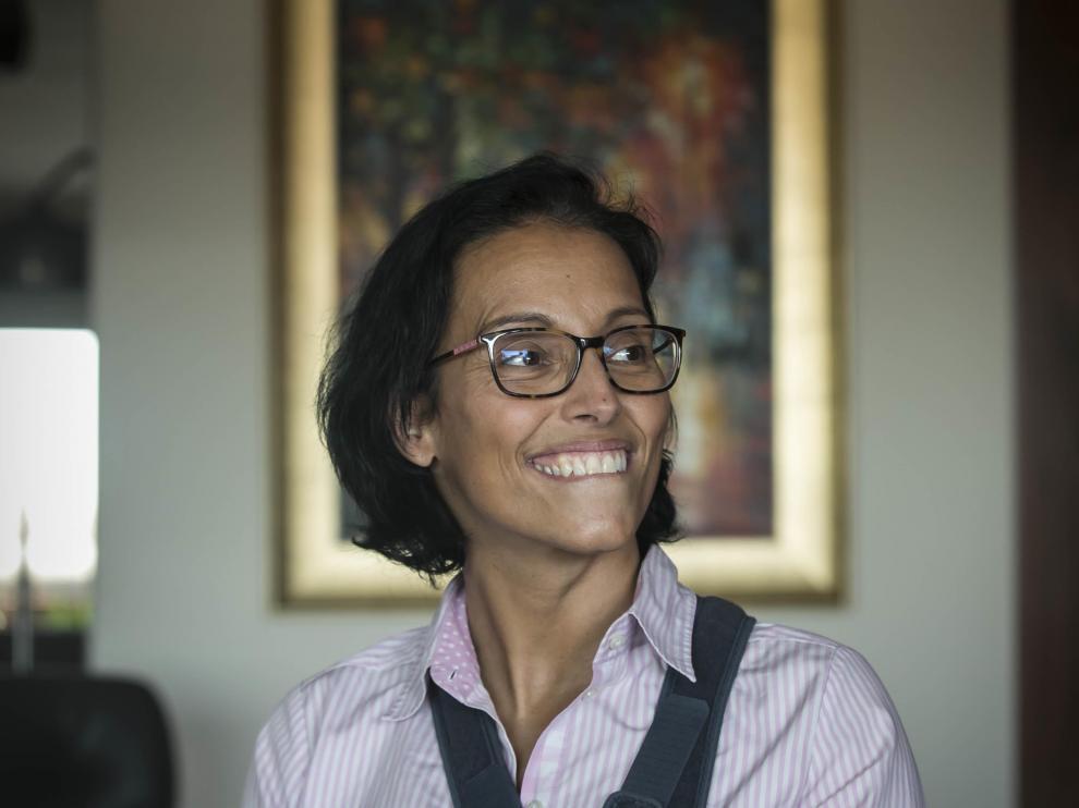 La aragonesa Teresa Perales, Princesa de Asturias en Deportes