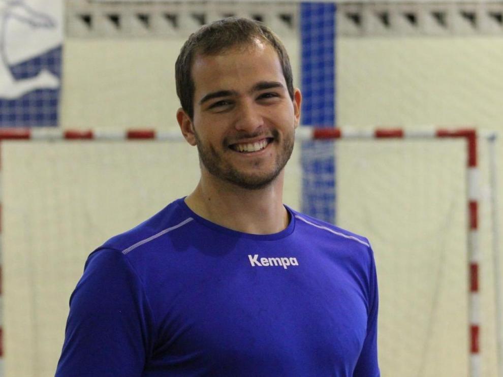 El nuevo central de Bada Huesca Miguel Soares
