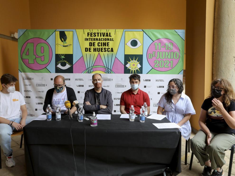El palmarés del 49 Festival de Cine se ha dado a conocer en el Museo de Huesca
