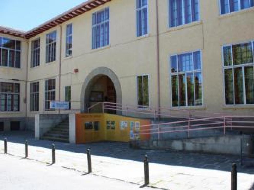 Residencia de la Universidad de Zaragoza en Jaca