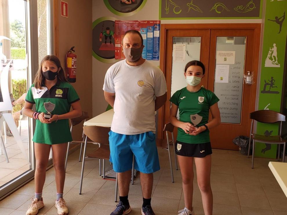 Ganadores del Ciudad de Jaca de tenis