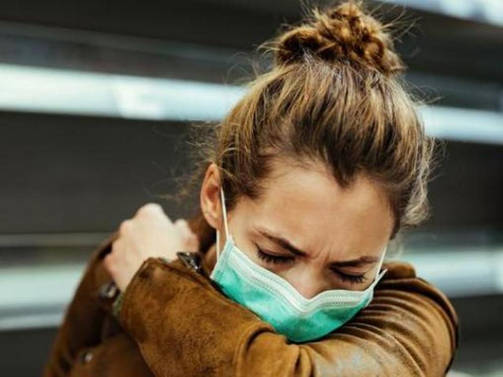 """La coordinadora estatal de acción política y autonómica del Colectivo Covid Persistente, Carolina Latorre, ha confesado que sufrir esta enfermedad prolongada en el tiempo es """"doloroso"""""""