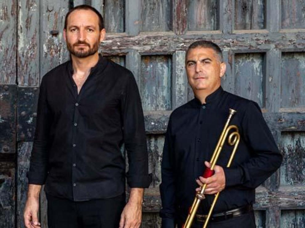 Abraham Martínez y Vicente Alcaide tocan hoy dentro del festival.
