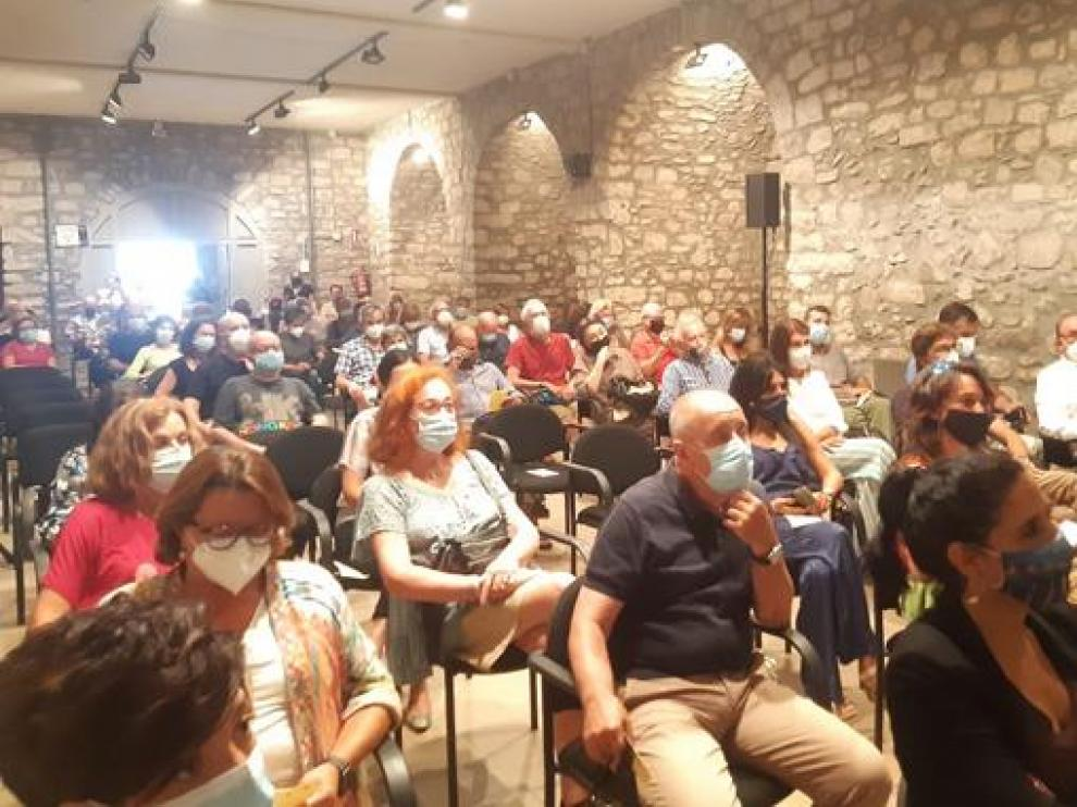 Participantes en el Encuentro Periodismo de Altura.