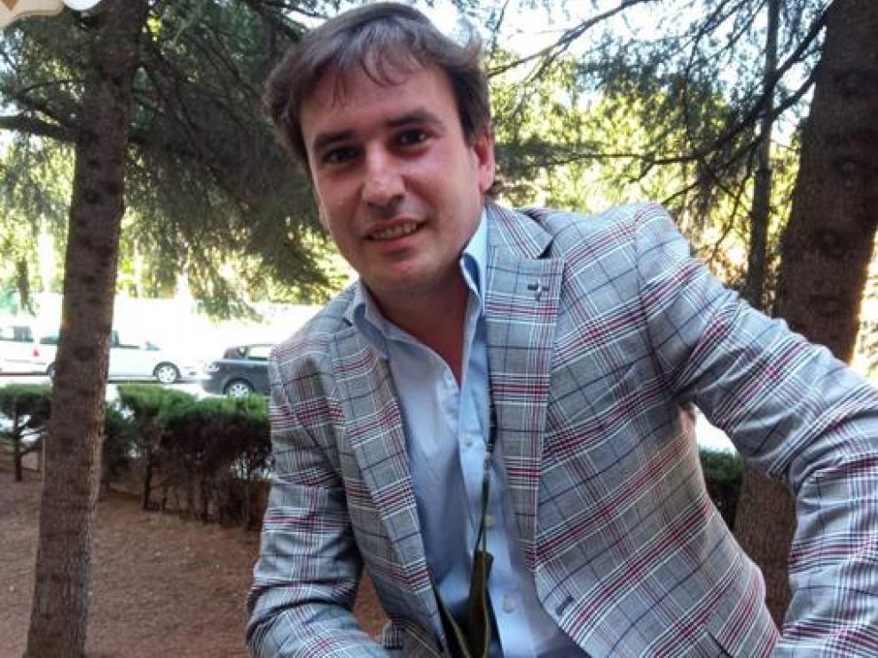 David Lafuente.