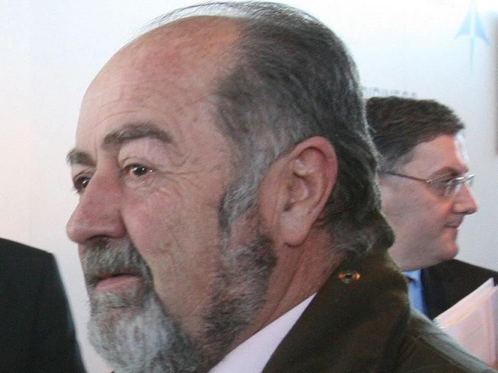 Rodolfo Aínsa en una imagen de archivo.