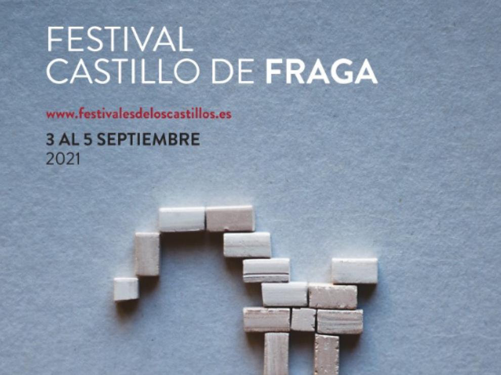 El Festival Castillo de Fraga se desarrollará los días 3, 4 y 5 de septiembre.