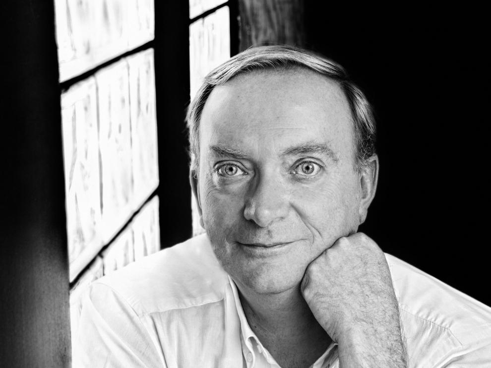 Gonzalo Giner, autor de 'La bruma verde'