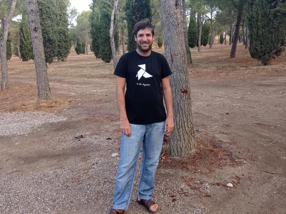Guillermo Boix, concejal de Con Huesca Podemos Equo