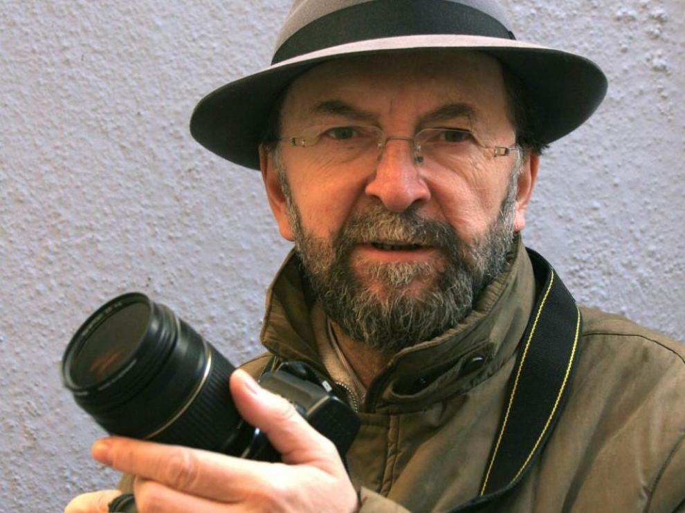 Imagen de archivo de José Verón.