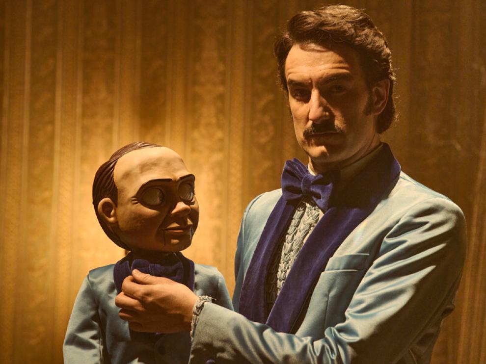 Miki Esparbé protagoniza 'Freddy', de Paco Plaza.