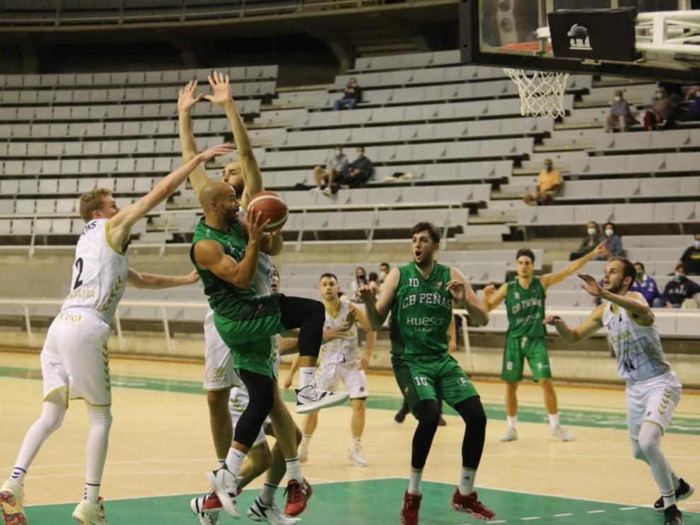 El Ancusa ha sido muy superior al Levitec Huesca.