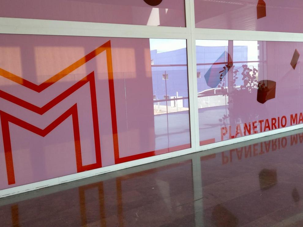 Fotografía de las instalaciones, que se ubican en el edificio María Josefa Yzuel, de Walqa.
