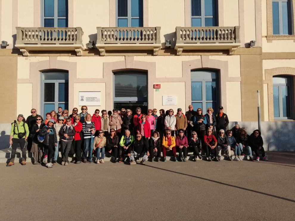La Universidad de la Experiencia podrá llegar a todos los usuarios de la provincia de Huesca.