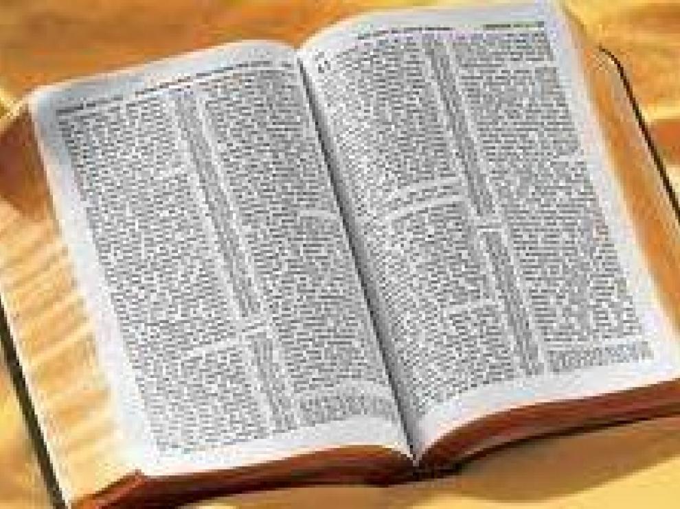 La Biblia.