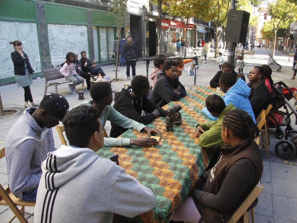 La mitad de los inmigrantes de la provincia de Huesca llegó hace más de una década
