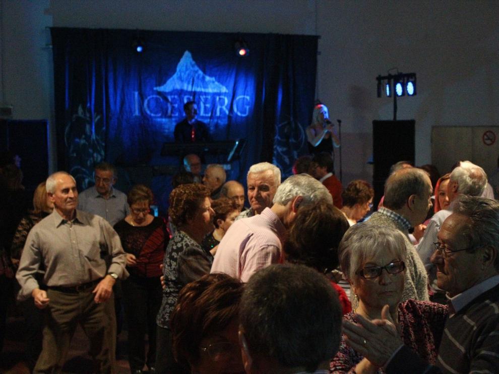 La programación de 'Sácame a bailar' en Huesca empieza este domingo