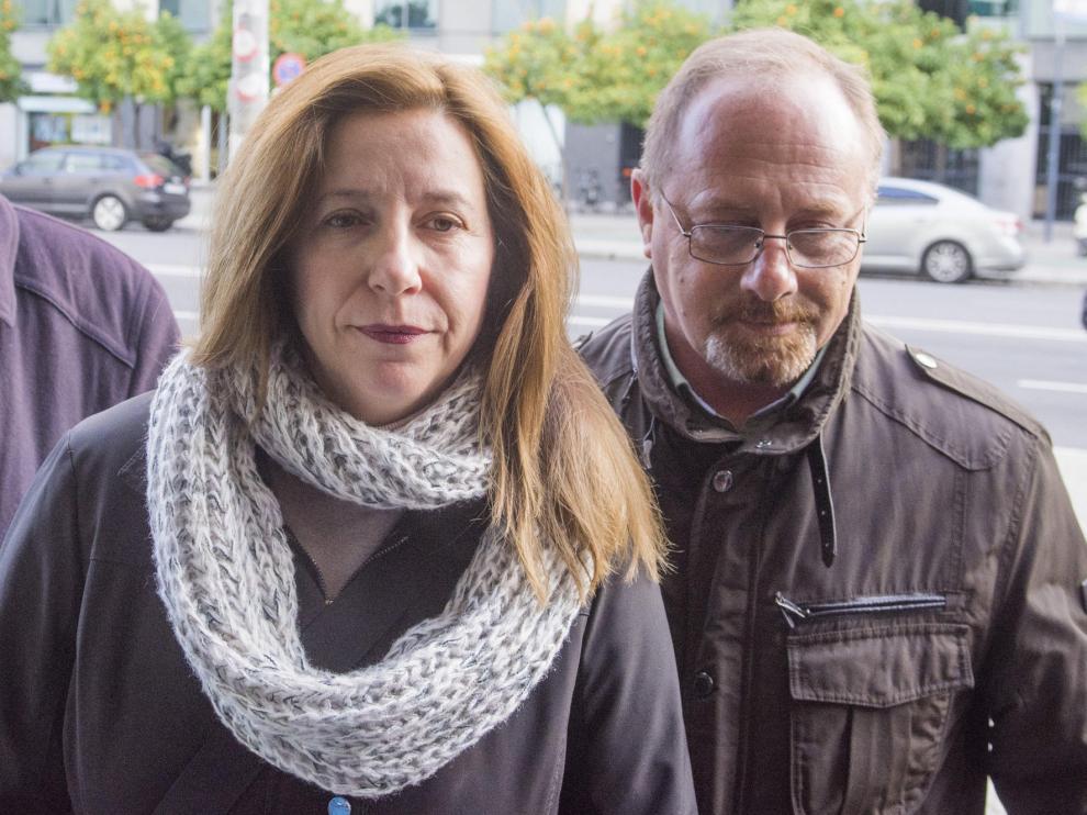 """El abogado del """"Cuco' pide que se aparte de la causa a los padres de Marta del Castillo"""