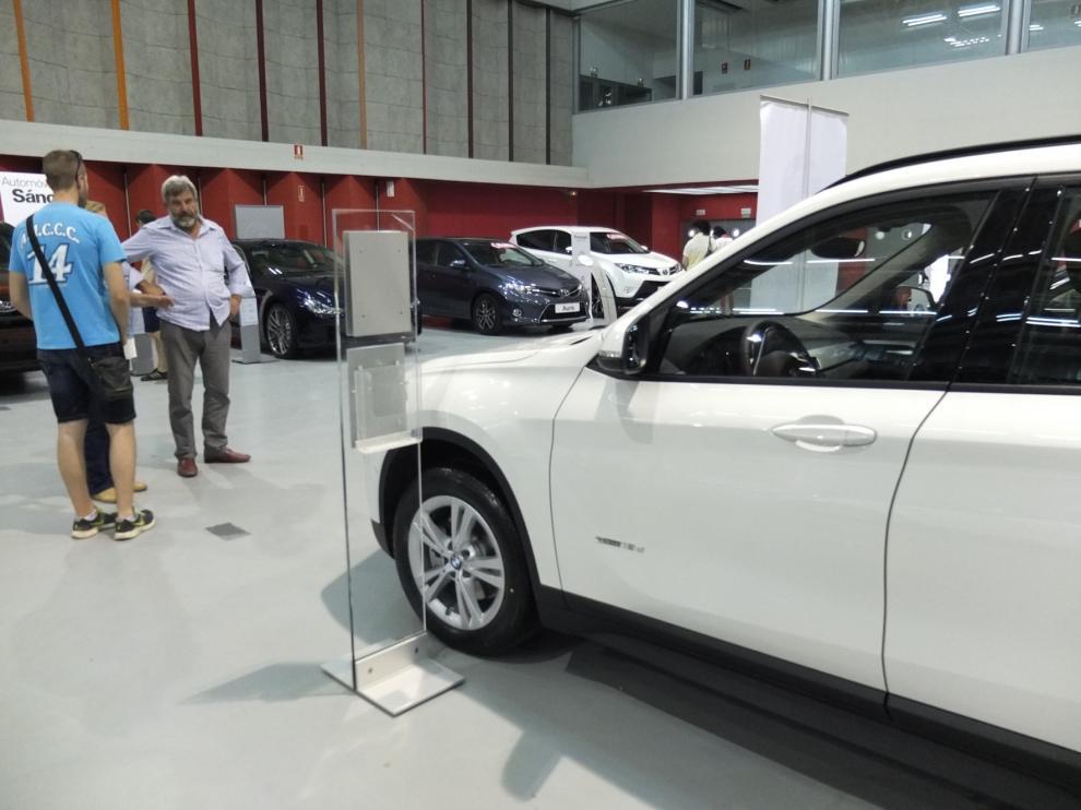 Las ventas de vehículos caen un 14,3 % en la provincia de Huesca en diciembre