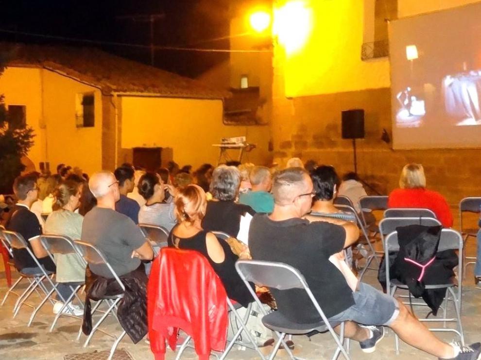 "Arranca el XIII Festival de Cortometrajes ""Villa de Ayerbe"""