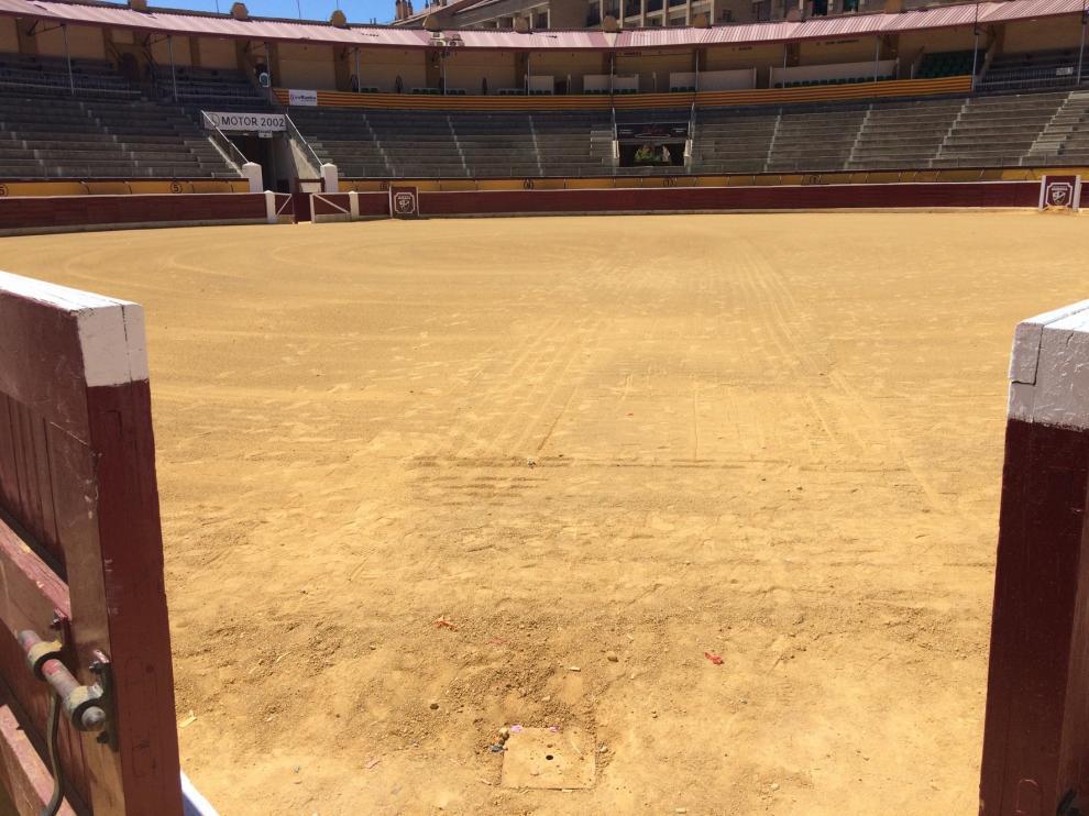 El Ayuntamiento de Huesca reactiva el proceso de adjudicación de la plaza de toros