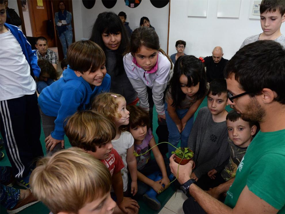 Piden que se reabra el Aula de la Naturaleza de la Diputación Provincial de Huesca