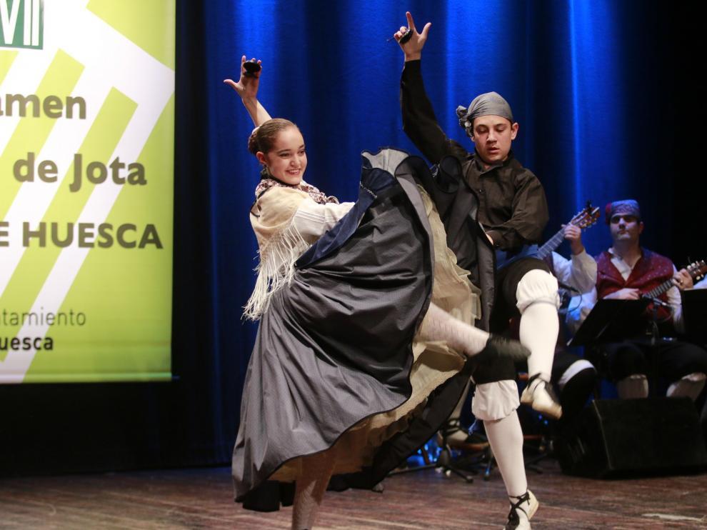 El Certamen Nacional de Jota 'Ciudad de Huesca' comienza este fin de semana con las fases clasificatorias