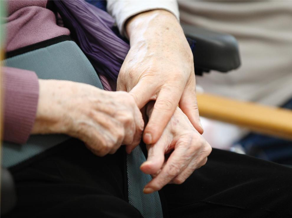 La atención a dependientes en Aragón creció un 13,8 % el año pasado