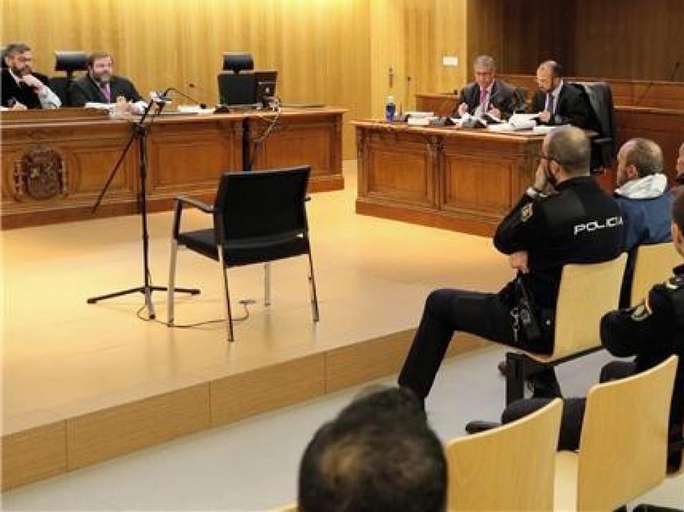 El Supremo confirma la sentencia por el atraco de la Armería Guara de Huesca