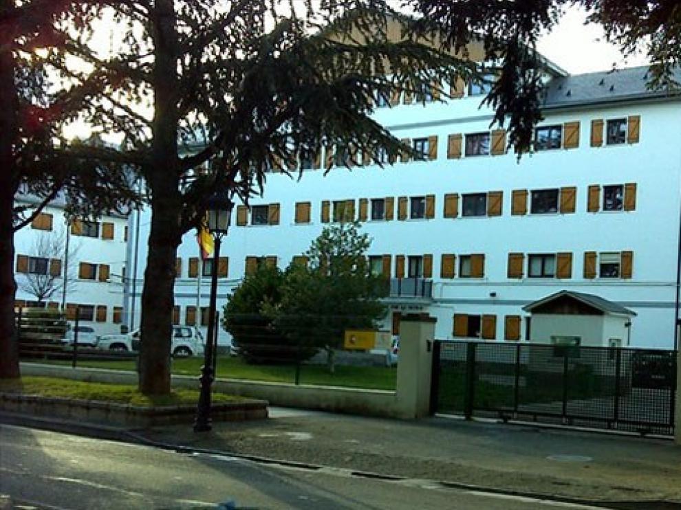 La Guardia Civil de Huesca reabre al público las oficinas de intervención de armas