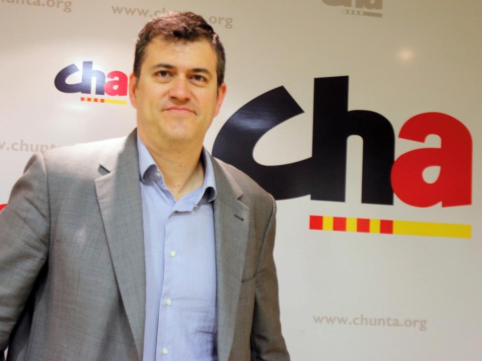 CHA traslada al Senado la necesidad de mejorar el cruce entre la N-230 y la N-260 en la Comarca de la Ribagorza