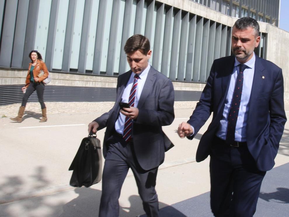 Vila y Puig reclaman el archivo de la denuncia penal de Sijena