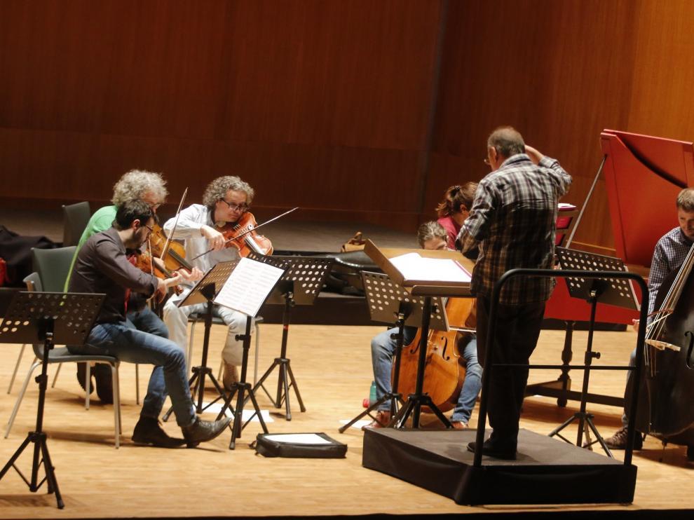 El Mesías del Händel une en un concierto de Navidad a Huesca y Tarbes