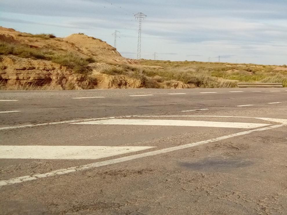 Los municipios afectados por el deterioro de la A-131 reclaman la urgente intervención en la carretera