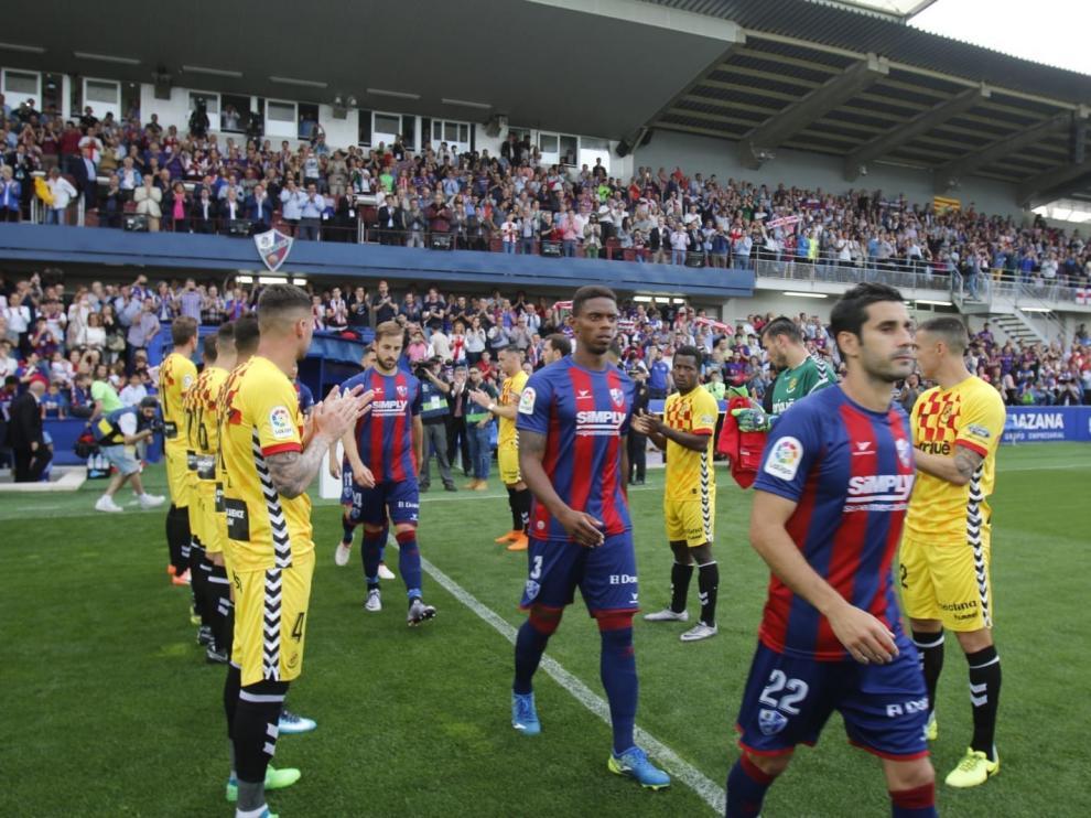El presunto amaño del partido Huesca-Nàstic habría tenido un precio de 200.000 euros