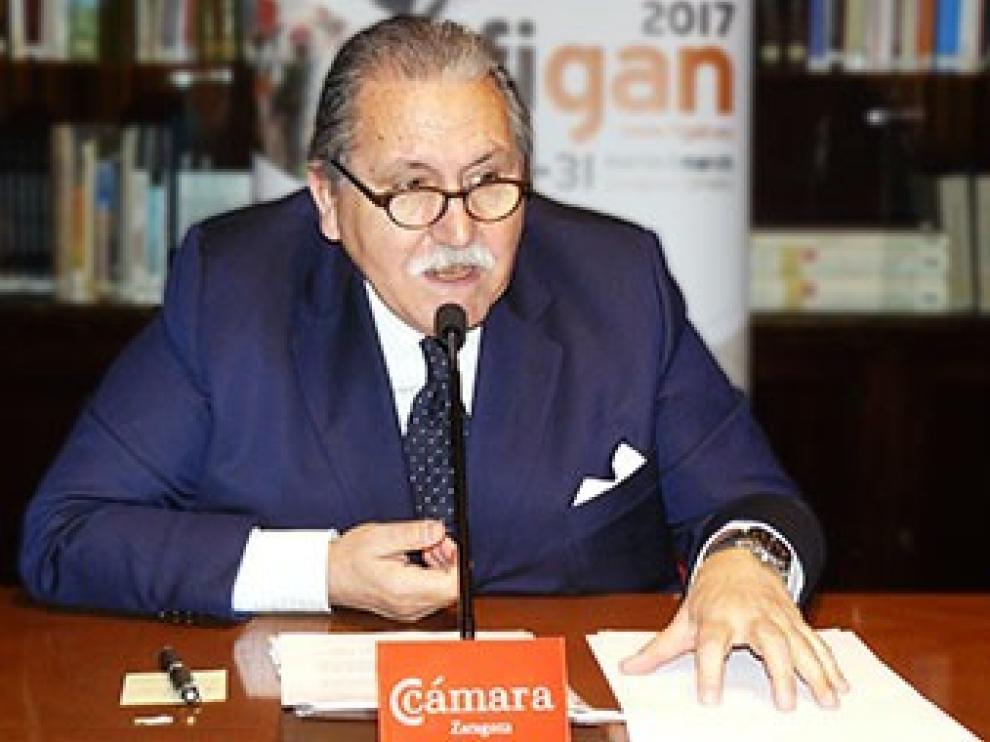 Manuel Teruel dice que Zaragoza es referente ferial a nivel europeo