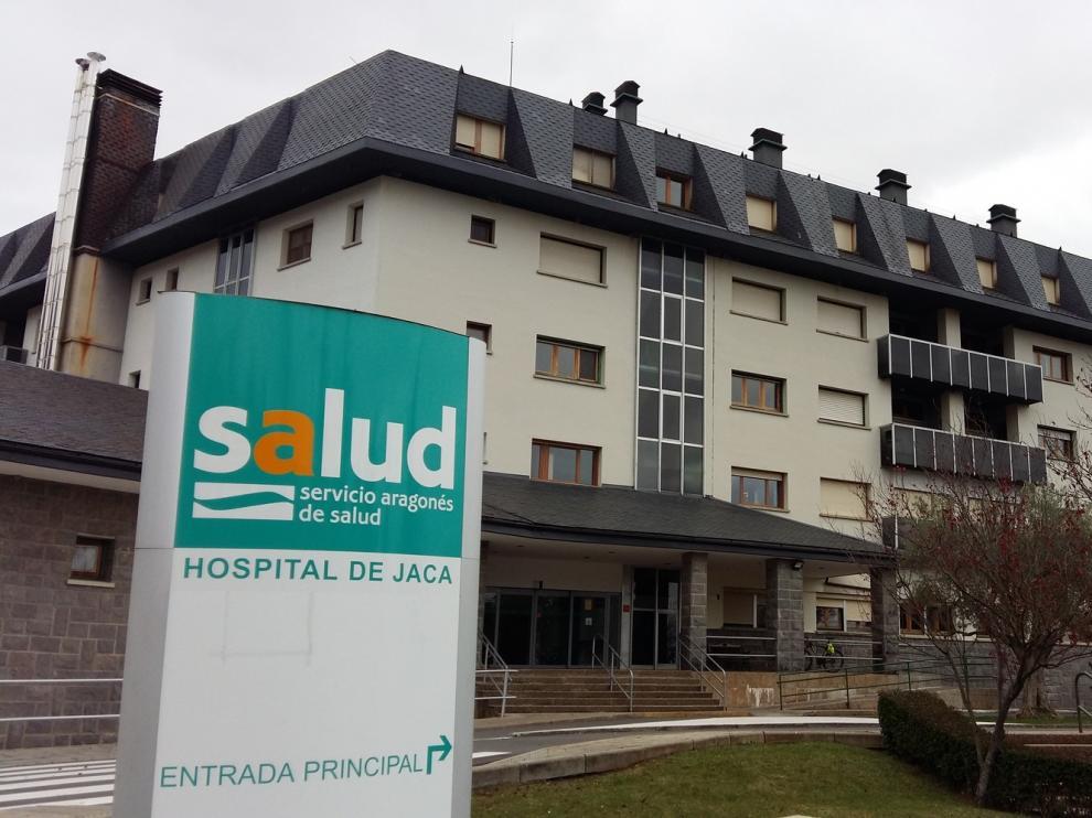El PP critica que el PSOE haya convertido el Hospital de Jaca en un simple ambulatorio