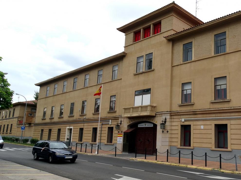 Defensa saca a contrato la construcción de la guardería en el cuartel Sancho Ramírez de Huesca