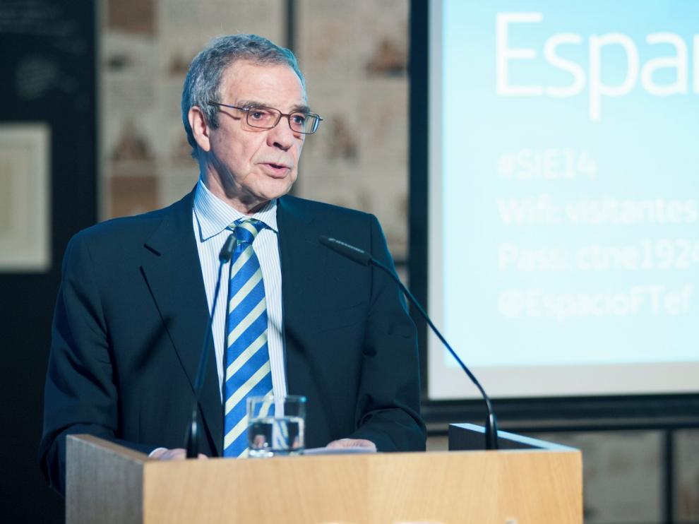 César Alierta inaugurará la Academia Europea de Jaca el próximo 15 de julio