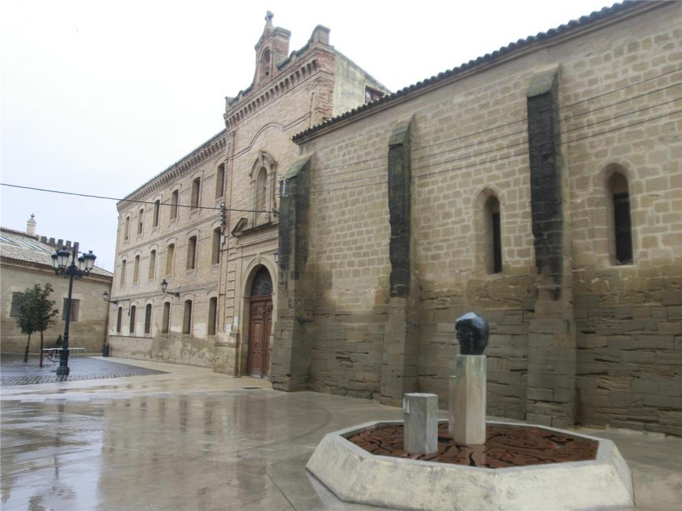 Declarada BIC la iglesia medieval del antiguo Seminario de Huesca
