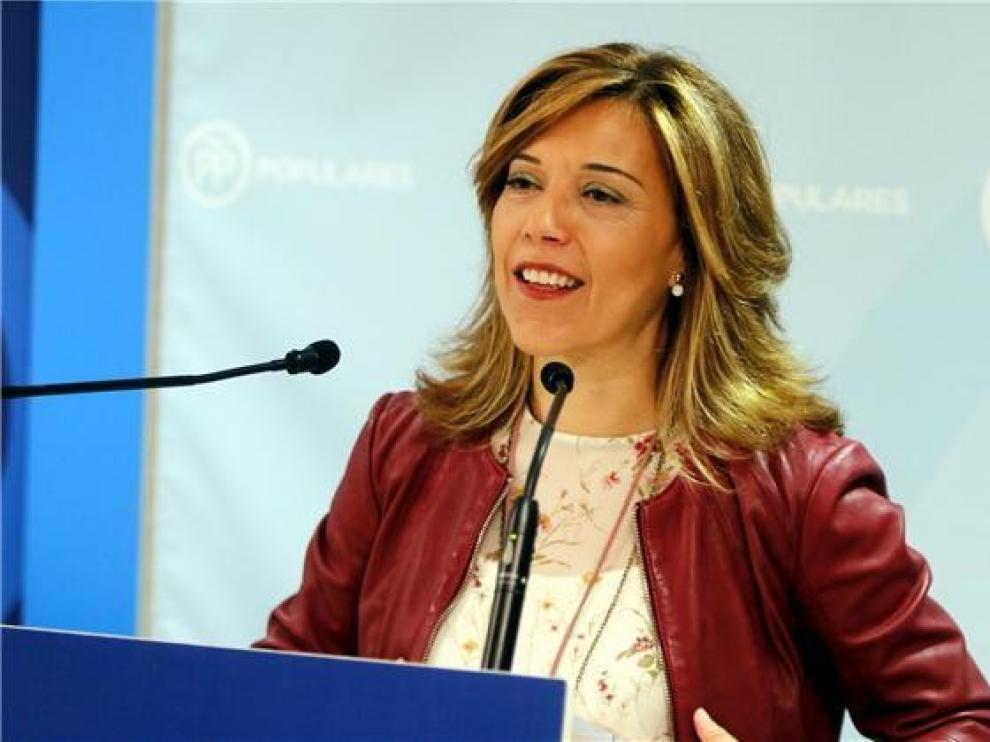 """Ana Alós: """"No seré alcaldesa a cualquier precio; no voy a dejar mi dignidad a un lado"""""""