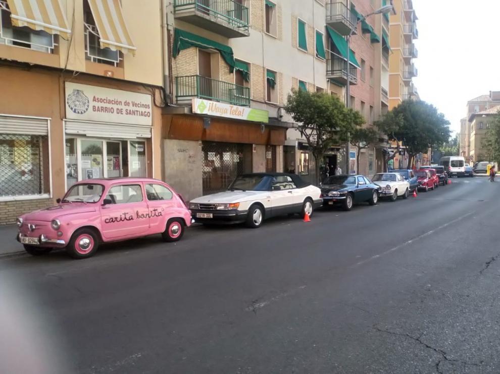El barrio de Santiago de Huesca tendrá al final apoyo para sus fiestas