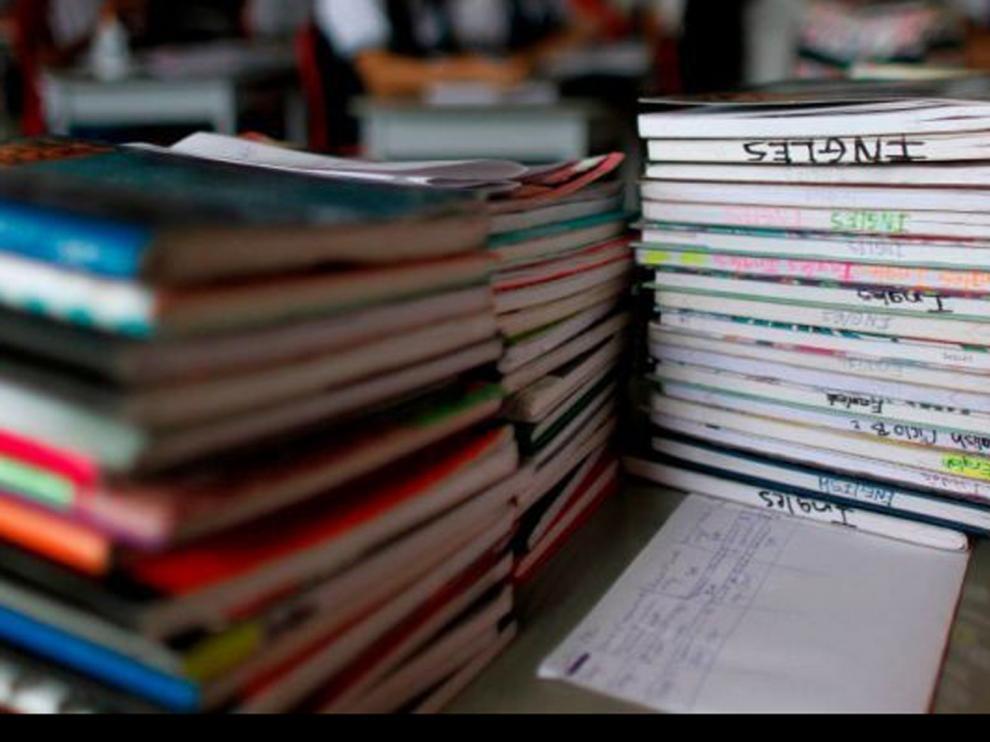 Desciende la venta de material escolar en las librerías de Huesca