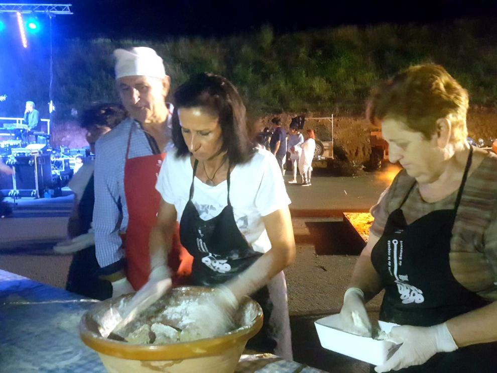 La Festa de la Coqueta de Benabarre se reduce por la situación actual