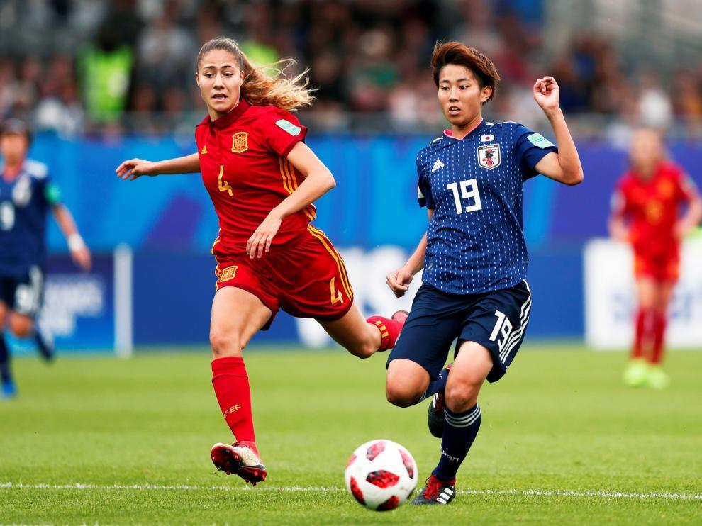 El deporte femenino representa un 2 % del total de emisiones deportivas en TV