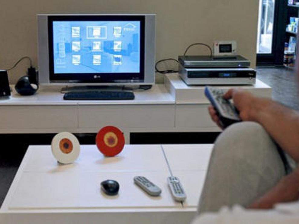 El consumo televisivo batió récords históricos en marzo